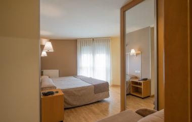 Habitación Hotel La Polar