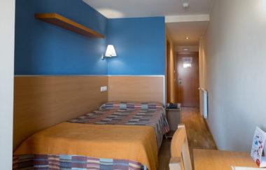 Habitación individual Hotel La Polar